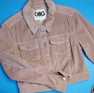 Corduroy jacket by gbg